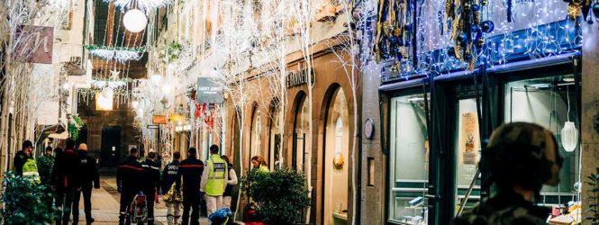 Sospechoso del ataque en mercado de Estrasburgo tiene amplio historial policial
